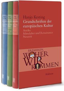Grundschriften der europäischen Kultur von Kesting,  Hanjo