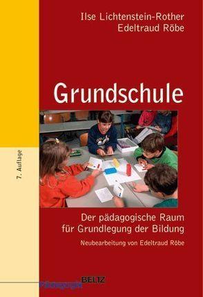 Grundschule von Lichtenstein-Rother,  Ilse, Röbe,  Edeltraud