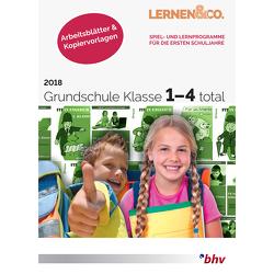 Grundschule Klasse 1-4 total Arbeitsblätter & Kopiervorlagen
