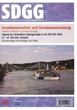 Grundwasserschutz und Grundwassernutzung. Modelle, Analysen und Anwendungen von Burghardt,  D., Kaufmann-Knoke,  R., Liedl,  R., Reimann,  Th., Simon,  E.