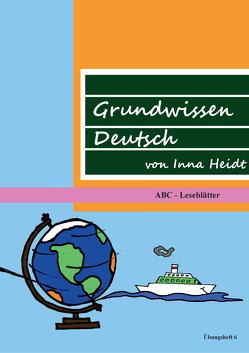 Grundwissen Deutsch von Inna Heidt von Heidt,  Inna