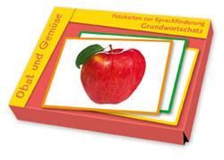 Grundwortschatz: Obst und Gemüse von Redaktionsteam Verlag an der Ruhr