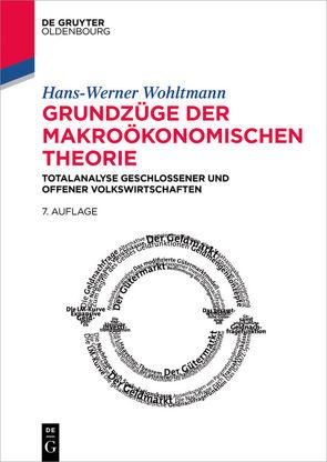 Grundzüge der makroökonomischen Theorie von Wohltmann,  Hans-Werner