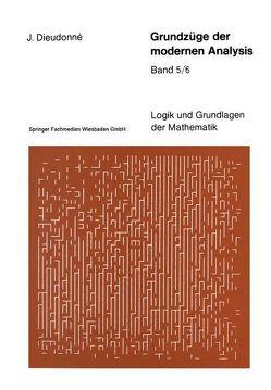 Grundzüge der modernen Analysis von Boll,  Ludwig, Dieudonné,  Jean