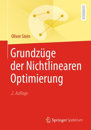 Grundzüge der Nichtlinearen Optimierung von Stein,  Oliver