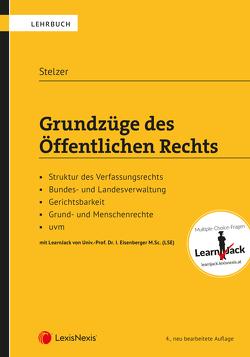 Grundzüge des Öffentlichen Rechts von Eisenberger,  Iris, Stelzer,  Manfred