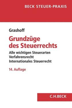 Grundzüge des Steuerrechts von Grashoff,  Dietrich