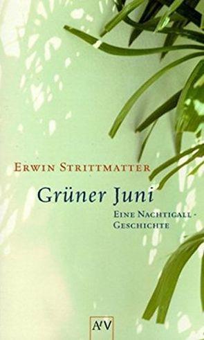 Grüner Juni von Strittmatter,  Erwin