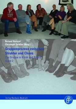 Gruppenprozess zwischen Struktur und Chaos von Heinzel,  Roland, Seidler,  Christoph