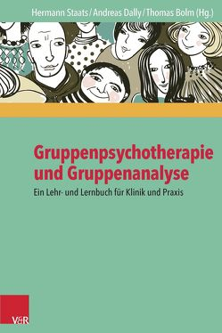 Gruppenpsychotherapie und Gruppenanalyse von Bolm,  Thomas, Dally,  Andreas, Staats,  Hermann