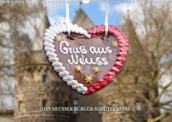 Gruss aus Neuss (Wandkalender 2020 DIN A3 quer) von Rütten,  Kristina