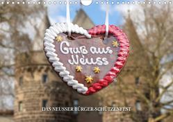 Gruss aus Neuss (Wandkalender 2021 DIN A4 quer) von Rütten,  Kristina