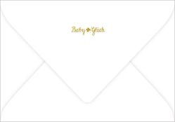 Grußkarten – BabyGlück – Willkommen von Mußenbrock,  Anne
