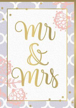 Grußkarten Hochzeit deluxe — Karten