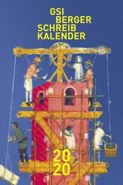 GSIBERGER Schreibkalender 2020 von Bacharz,  Kurt, Gabriel,  Ulrich