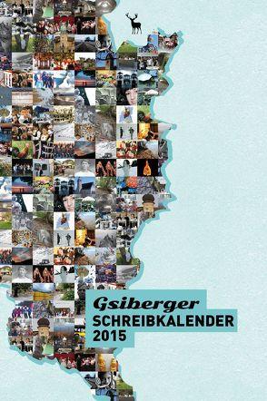 GSIBERGER Schreibkalender von Bracharz,  Kurt, Gabriel,  Ulrich