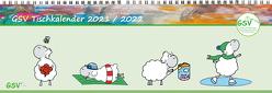 GSV Tischkalender für Grundschullehrer – Edgar, das Schaf 2020/21 von Foerster,  Tamara