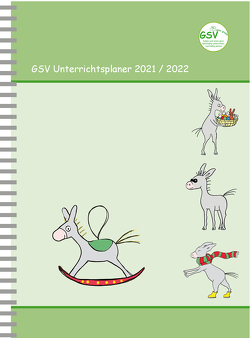 GSV Unterrichtsplaner Lehrerkalender für Grundschullehrer (DIN A5) 2021/22, Wire-O-Ringbindung von Foerster,  Tamara