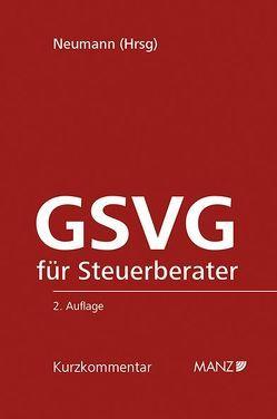 GSVG für Steuerberater von Neumann,  Thomas