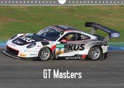 GT Masters (Wandkalender 2019 DIN A4 quer) von Morper,  Thomas