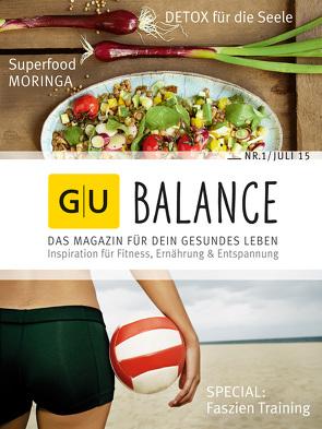 GU BALANCE – Das Magazin für Dein gesundes Leben von Gräfe und Unzer,  Verlag