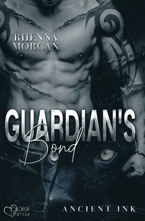 Guardian's Bond (Ancient Ink Teil 1) von Morgan,  Rhenna, Winter,  Jazz