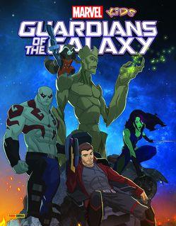 Marvel Kids: Guardians of the Galaxy von Archer,  Adam, Caramagna,  Joe, Rösch,  Alexander