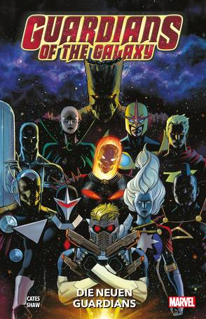Guardians of the Galaxy – Neustart von Cates,  Donny, Rösch,  Alexander, Shaw,  Geoff