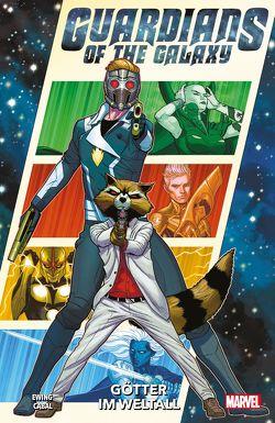 Guardians of the Galaxy – Neustart von Cabal,  Juann, Ewing,  Al