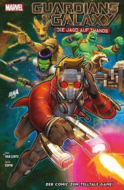 Guardians of the Galaxy: Die Jagd auf Thanos von Espin,  Fred, Rösch,  Alexander, Van Lente,  Fred