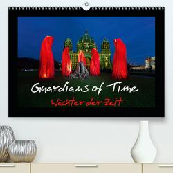 Guardians of Time – Wächter der Zeit (Premium, hochwertiger DIN A2 Wandkalender 2021, Kunstdruck in Hochglanz) von Nelofee