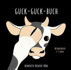 Guck-Guck-Buch von Richter-Röhl,  Henriette