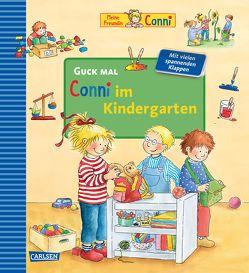 Guck mal: Conni im Kindergarten von Schneider,  Liane, Steinhauer,  Annette