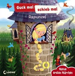 Guck mal, schieb mal! Meine ersten Märchen – Rapunzel von Taylor,  Dan, Weber,  Susanne