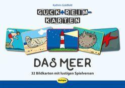 Guck+Reim-Karten: Das Meer von Goldfeld,  Kathrin, Rieken,  Anne