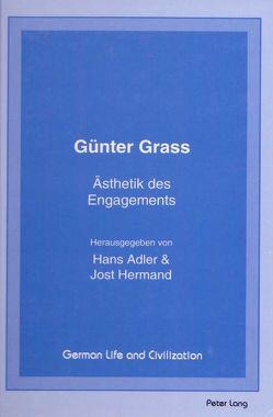 Günter Grass von Adler,  Hans, Hermand,  Jost