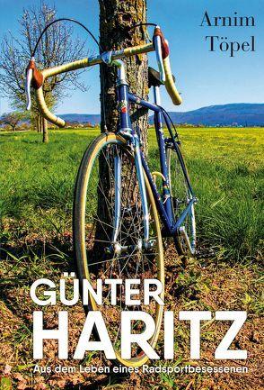 GÜNTER HARITZ von Arnim,  Töpel