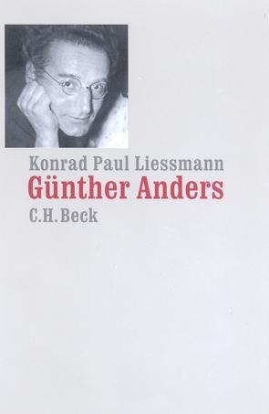 Günther Anders von Liessmann,  Konrad Paul