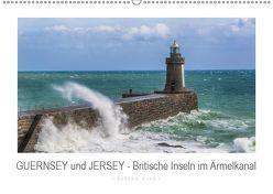 GUERNSEY und JERSEY – Britische Inseln im Ärmelkanal (Wandkalender 2019 DIN A2 quer) von Kuhr,  Susann