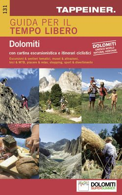Guida per il tempo libero – Dolomiti von Athesia.Tappeiner.Verlag
