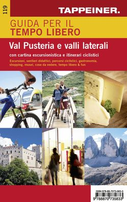 Guida per il tempo libero – Val Pusteria e valli laterali von Athesia.Tappeiner.Verlag
