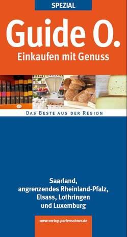 Guide O. Spezial Einkaufen mit Genuss von Gettmann,  Holger, Herrmann,  Hans G., Maack-Gettmann,  Marion