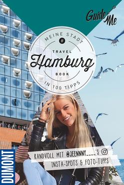 GuideMe Reiseführer Hamburg von Volk,  Jennifer