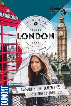 GuideMe Reiseführer London von Julius,  Caroline