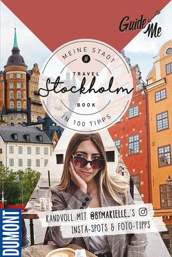 GuideMe Reiseführer Stockholm von Marielle,  Jessica