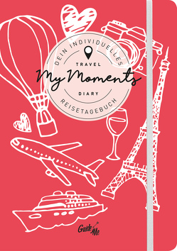 "GuideMe Travel Diary ""Illustration"""