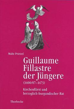 Guillaume Fillastre der Jüngere (1400/07-1473) von Prietzel,  Malte