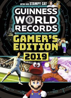 Guinness World Records Gamer's Edition 2019 von Guinness World Records Ltd,  .