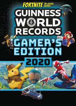 Guinness World Records Gamer's Edition 2020 von Guinness World Records Ltd,  .