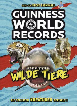 Guinness World Records Wilde Tiere von Guinness World Records Ltd,  .